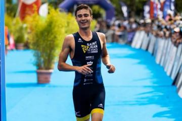 Louis Vitiello triathlon