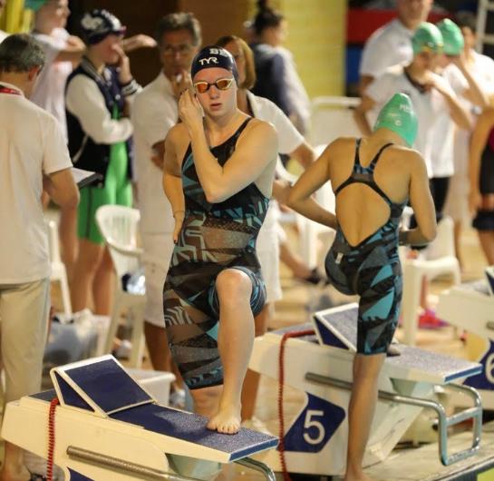 Océane Carnez natation