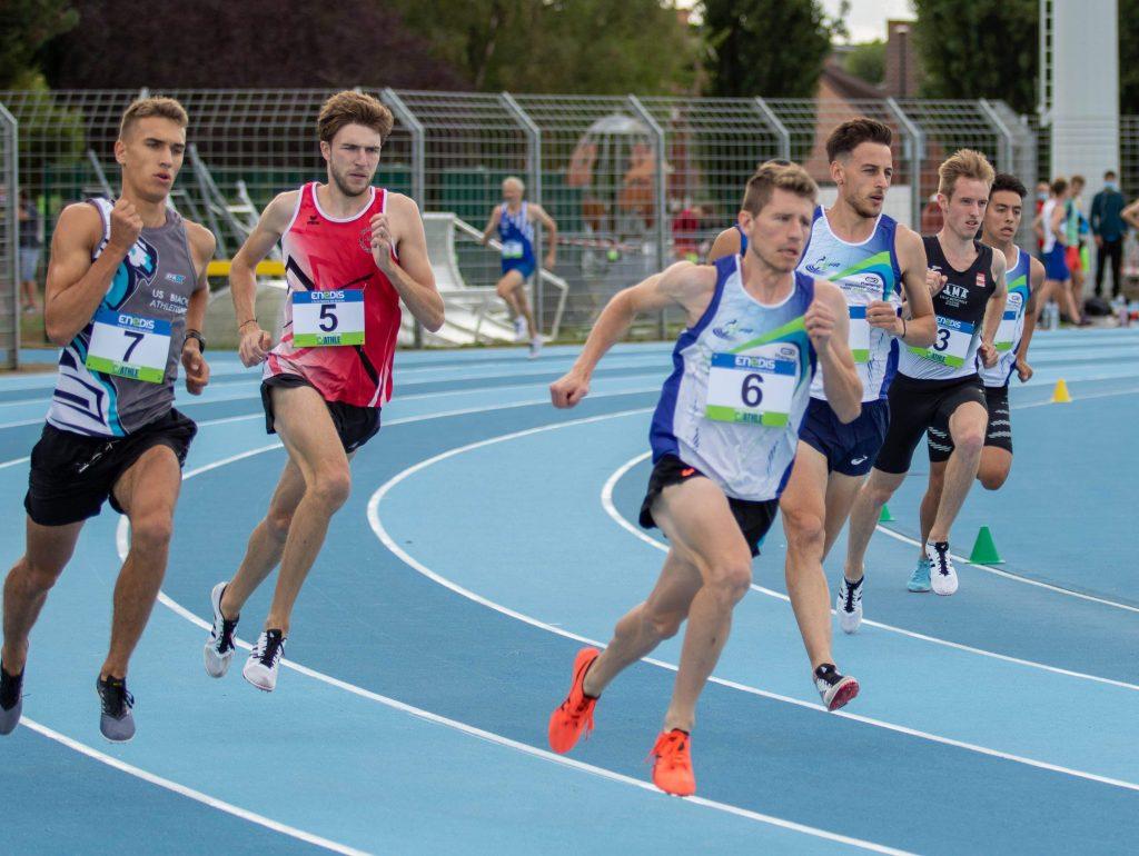 Pierre Lechat athlétisme