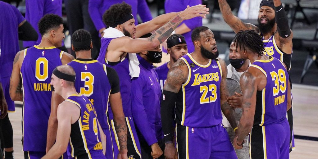 Los Angeles Lakers Finales NBA
