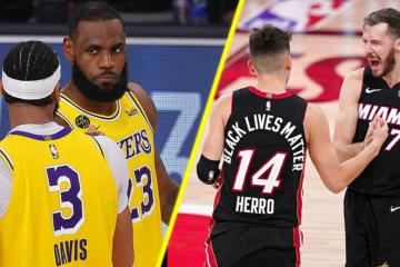 Finales NBA Heat vs Lakers