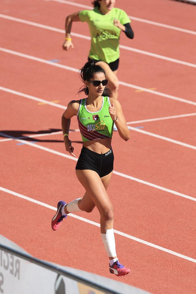 Championnats de France d'athlétisme handisport Célia Terki