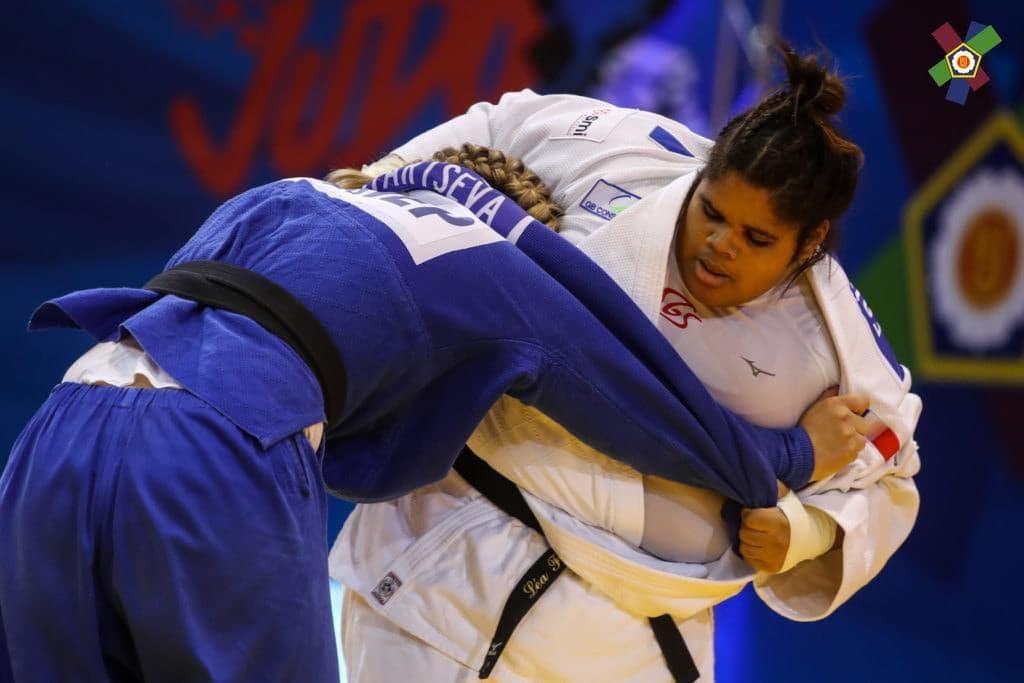 Léa Fontaine championnats d'Europe